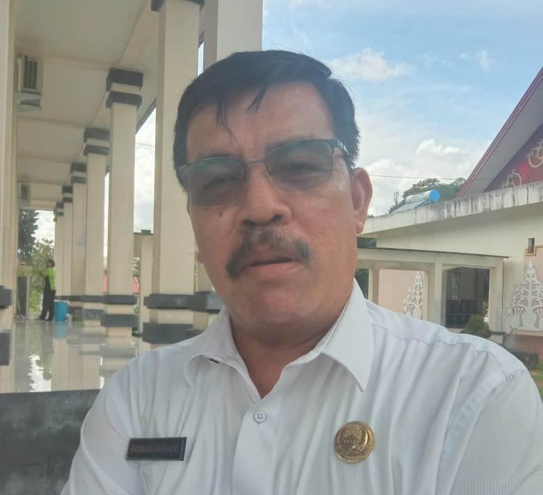 Kepala BKPP Katingan, Bambang Harianto.