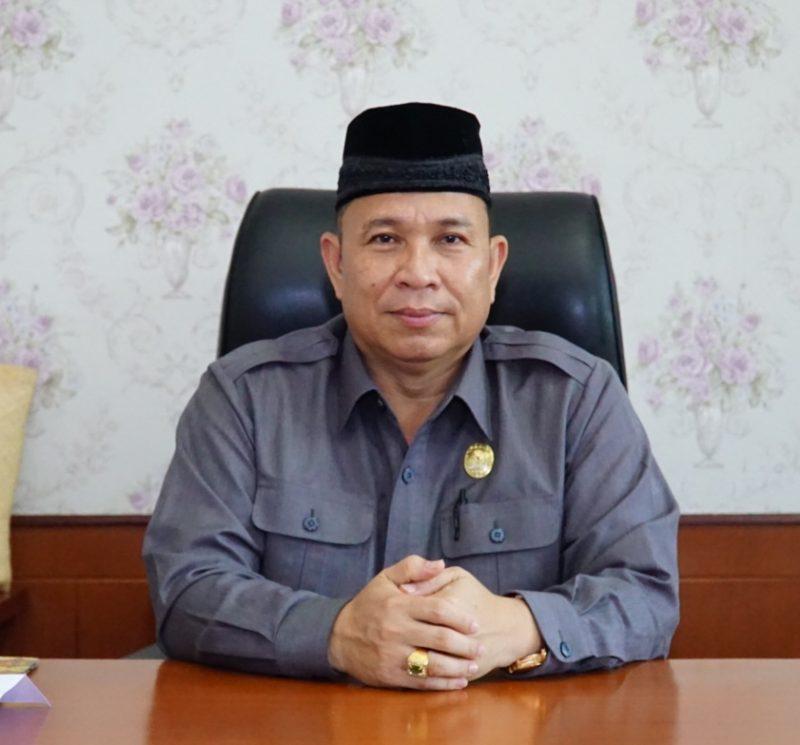 Ketua DPRD Mura Doni SP. M.Si