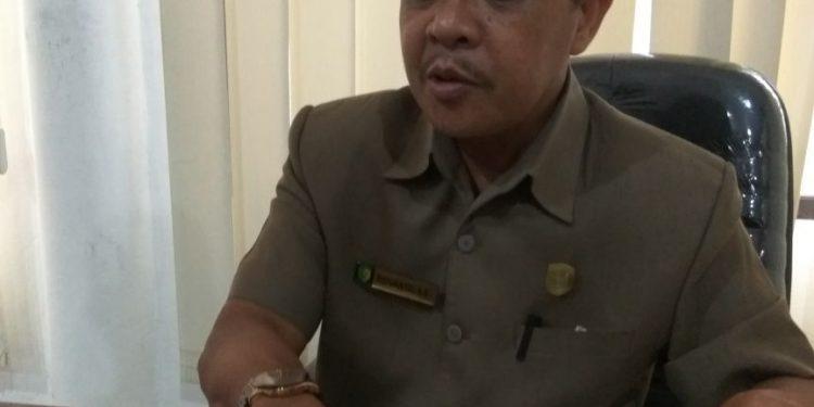 Ketua Bapemperda DPRD Kota Palangka Raya Riduanto.