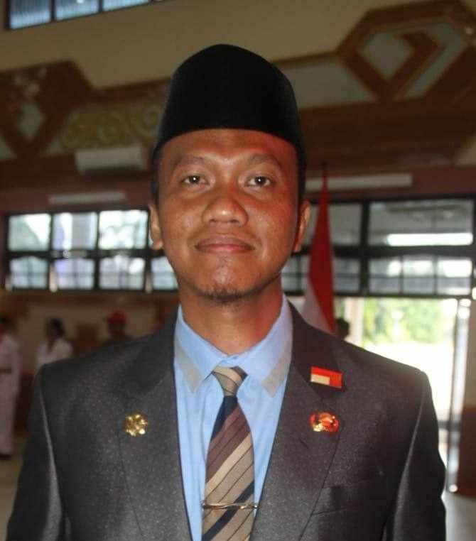 epala Badan BPKAD Barsel Ahmad Akmal Husaen,