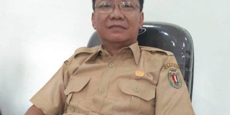 Kepala Dinas Kominfo Katingan, Harun.