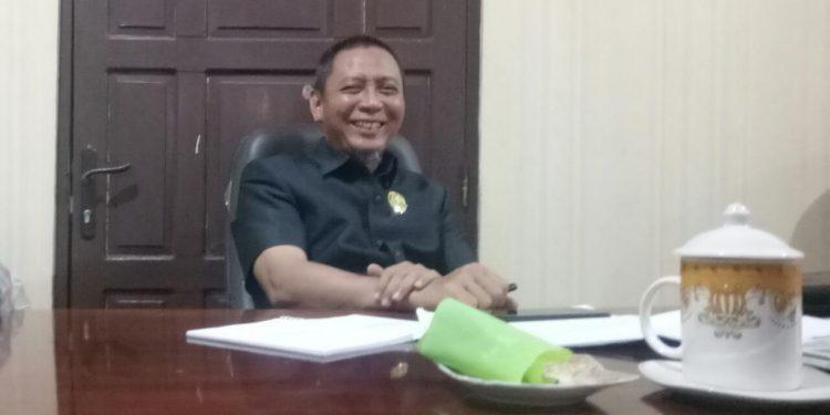Wakil Ketua Komisi III DPRD Kotim H. Suprianto.