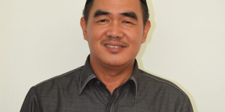 Anggota DPRD Kalteng Sirajul Rahman.