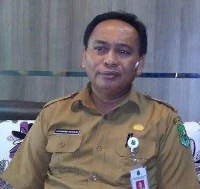 Kepala Dinas Pendidikan Kabupaten Kapuas, Dr H Suwarno Muriyat