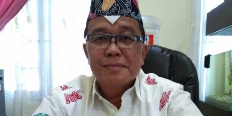 Kepala Dinas Pertanian, Perikanan dan Penyuluh Kabupaten Katingan, Ir.Yossi.
