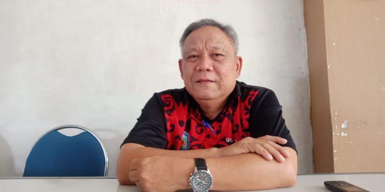 Anggota Komisi II DPRD Kalteng Gad F Silam.