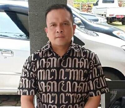 Anggota DPRD Kota Palangka Raya Khemal Nasery.