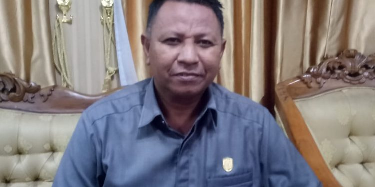 Wakil Ketua I DPRD Kotim, Rudiannur.