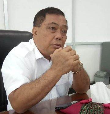 Ketua Komisi IV DPRD Kalteng Lohing Simon.