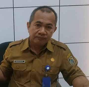 Kepala Dinkes Seruyan Mahdiniansyah.