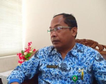 Kadinkes Kalteng Suyuti Syamsul.
