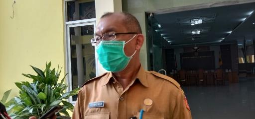 Kepala Dinas Kesehatan Kabupaten Kobar, Achmad Rois. Foto : yus