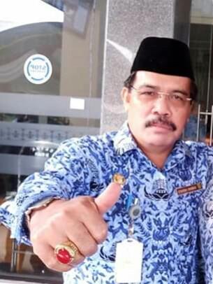 Kepala BKPP Kabupaten Katingan, Bambang Harianto. Foto : MI