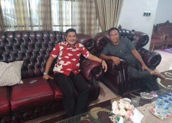 Satintelkam Polres Katingan, Ajak Ormas Sukseskan  Pilgub 2020. Foto : MI