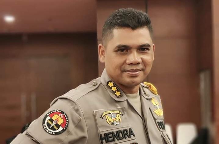 Kabid Humas Polda Kalteng Kombes Pol Hendra Rochmawan.