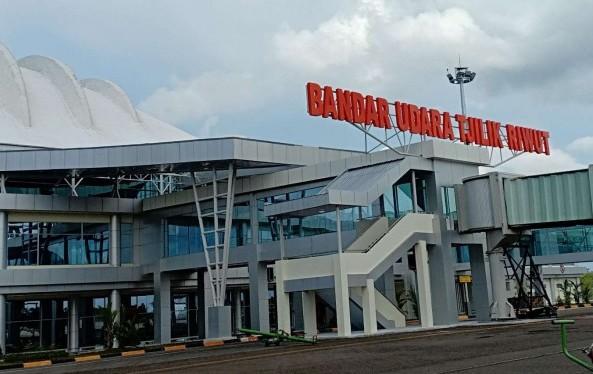 IST-Bandara Tjilik Riwut Palangka Raya.