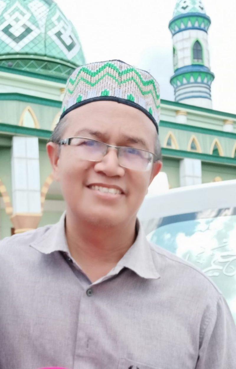 Ketua PD-DMI Katingan, H.Taufikurrahman, S.Ag