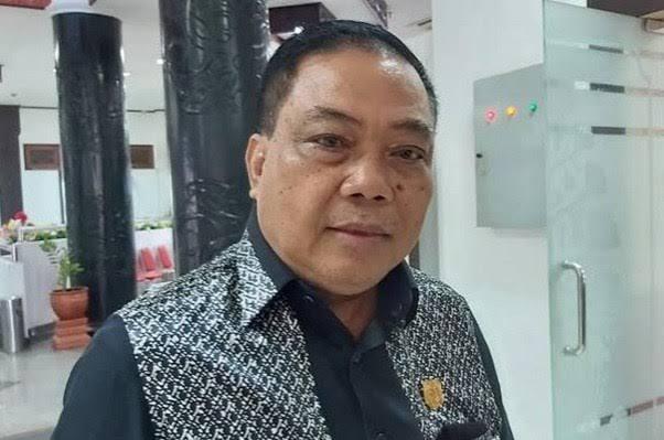 Ketua Komisi II DPRD Kalteng, Ir Lohing Simon