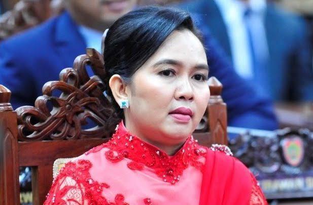 Anggota Komisi II DPRD Kalteng, Hj Maryani Sabran. Foto: Ra