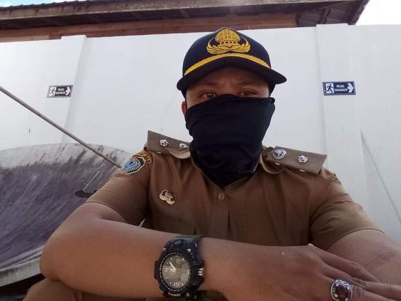 Pejabat Kepala Desa Lanpasa Kecamatan Seruyan Raya Zainal Arifin. foto : Ist
