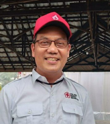 Wakil Ketua Komisi C DPRD Kota Palangka Raya M Hasan Busyairi.