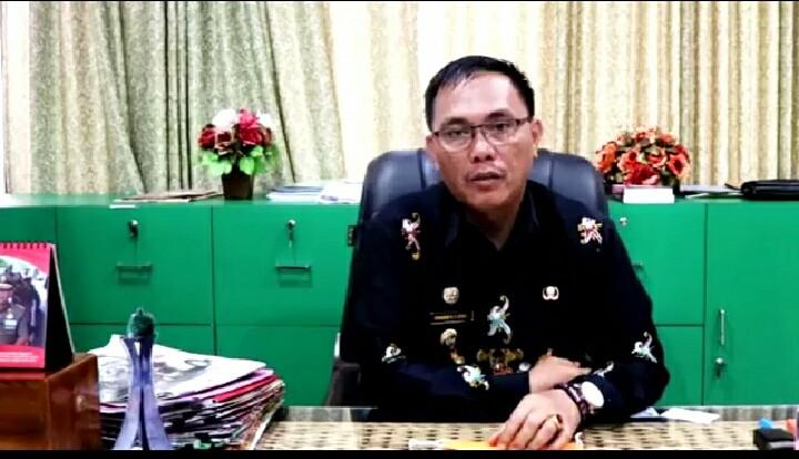 Wakil Bupati Katingan, Sunardi NT. Litang. Foto : MI