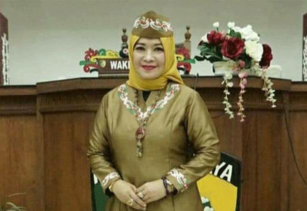 Wakil Ketua I Komisi B DPRD Kota Palangka Raya, Susi Idawati. Foto : Ra