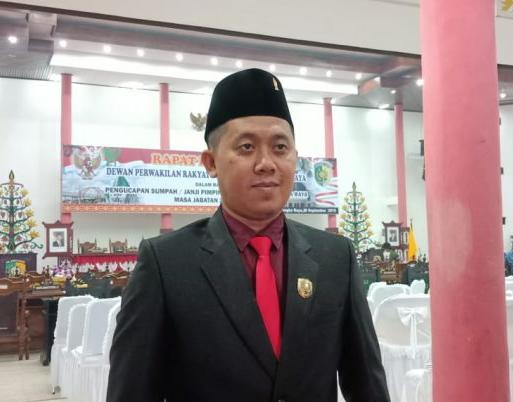 Anggota Komisi C DPRD Kota Palangka Raya Sigit Widodo. Foto : Ra