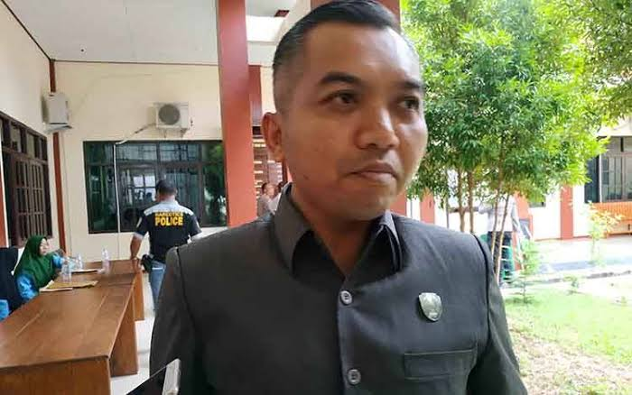 Ketua DPRD Kabupaten Seruyan, Kuala Pembuang, Zuli Eko Prasetyo. Foto : Ro