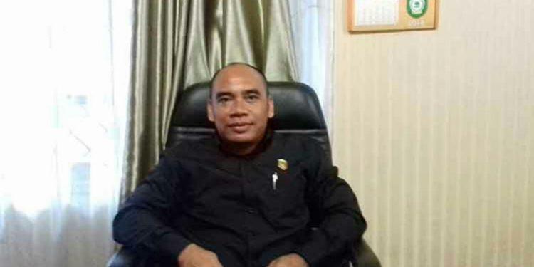Anggota DPRD Kotim Bima Santoso.