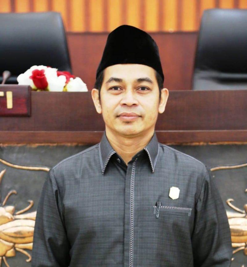 Anggota komisi I DPRD Murung Raya, Yetro M. Yoseph.