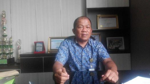 Direktur Rumah Sakit Sultan Imanudin Pangkalan Bun, dr Fakhrudin. Foto : yus