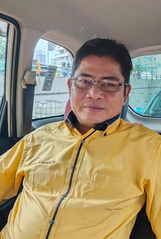 Wakil Ketua I DPRD Katingan, Nanang Suriansyah. SP. Foto : MI