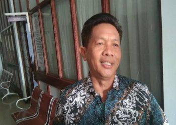 Wakil Ketua DPRD Seruyan, Bambang Yantoko