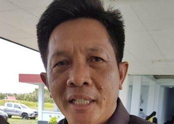 Wakil Ketua DPRD Kabupaten Seruyan, Bambang Yantoko. Foto : Ro