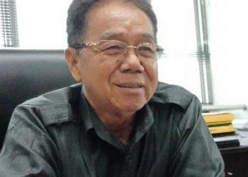 Ketua Komisi III DPRD Kalteng Duwel Rawing. Foto : Ra