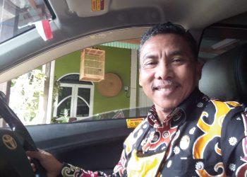 Camat Pulau Malan, H. Hariawan