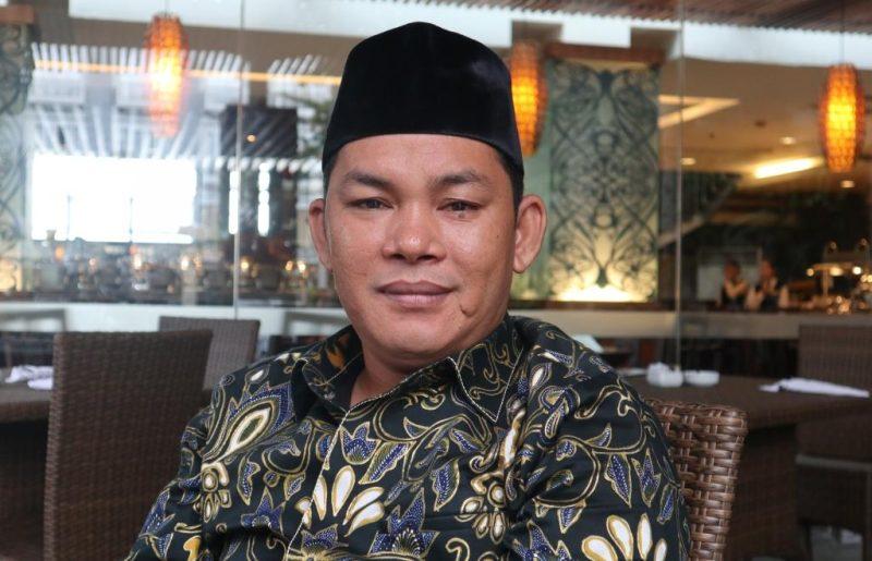Wakil Ketua DPRD Mura Rahmanto Muhidin