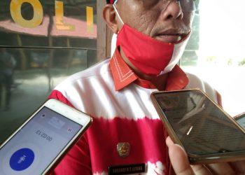 Wakil Bupati Katingan, Sunardi NT. LitangFoto : MI
