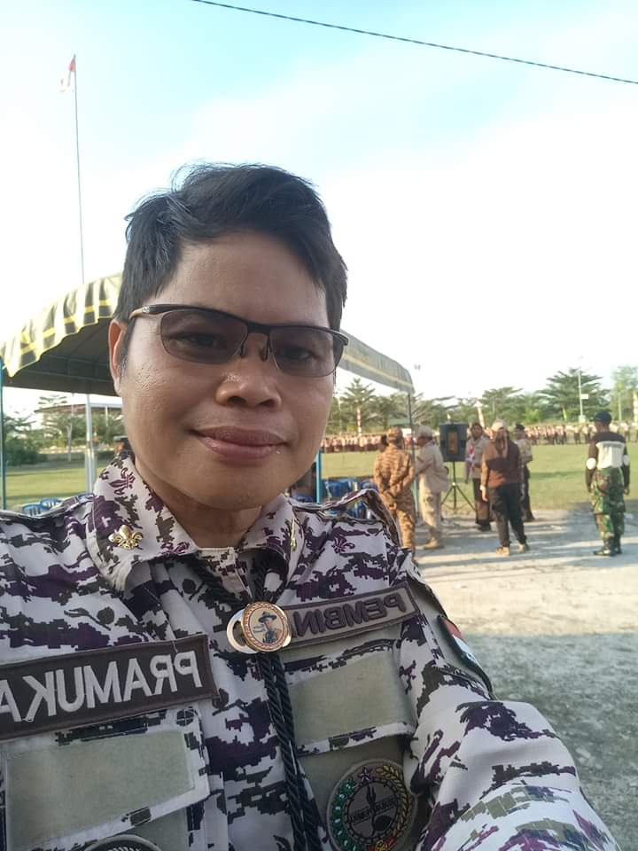Ketua Pelaksana Kepala Sekretariat Gugus Tugas Percepatan Penanganan Covid-19 Katingan, Eka Suryadilaga. Foto : MI