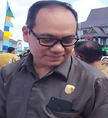 Wakil Ketua I Komisi C DPRD Kota Palangka Raya, M Hasan Busyairi