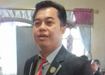 Anggota DPRD Kotim Rimbun.