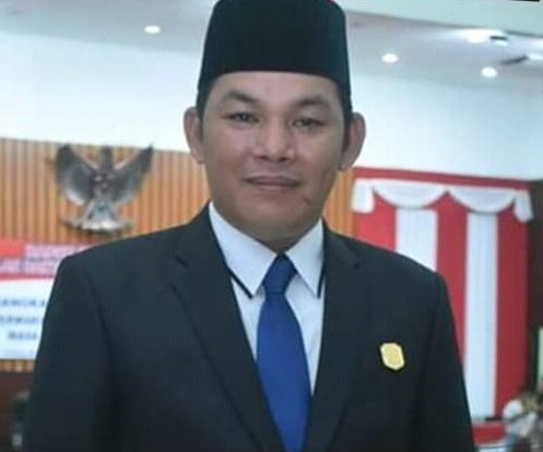 Wakil Ketua II DPRD Mura Rahmanto Muhidin.