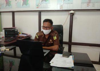 Kasi Intel Kejaksaan Negeri Kabupaten Seruyan, Dewa Putu Oka. Foto : Ro