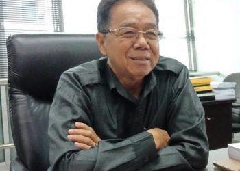 Ketua Komisi C DPRD Kalteng Duwel Rawing. Foto : ra