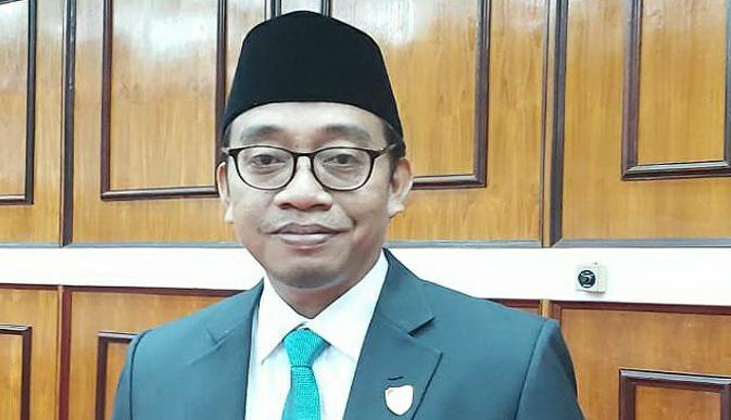 Anggota Komisi II DPRD Kalteng Fajar Hariady