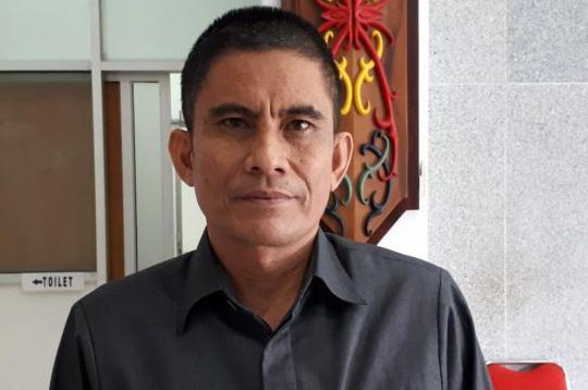 Anggota DPRD Kalteng Jubair Arifin