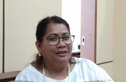 Sekretaris Komisi III DPRD Kalteng, Kuwu Senilawati. Foto: Ra