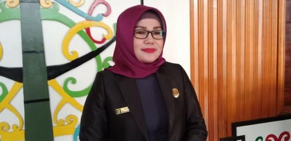 Anggota Komisi B DPRD Kota Palangka Raya Ruselita. Foto : Ra