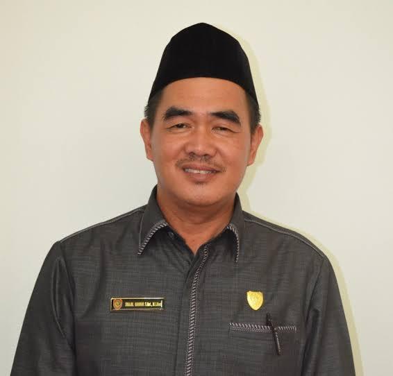 Anggota Komisi I DPRD Kalteng Sirajul Rahman. Foto : Ra